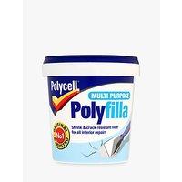 Polycell DIY Multi Purpose Polyfilla, 1kg