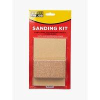 fit for the job diy sanding kit