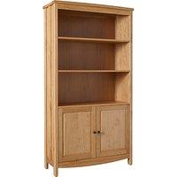 John Lewis Burford Bookcase with 2 Doors