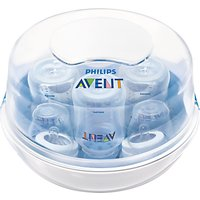 Philips Avent Natural Microwave Steriliser