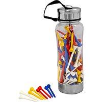 Longridge Water Bottle and Golf Tees Set