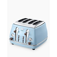 DeLonghi Vintage Icona 4-Slice Toaster