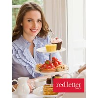 Red Letter Days Afternoon Tea For Two