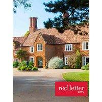 Red Letter Days Rural Escape For 2