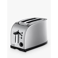 Russell Hobbs 18096 2-Slice Toaster, Silver