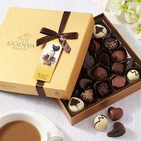 Godiva Gold Chocolate Box, 290g