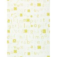 harlequin little letters wallpaper