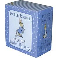 Beatrix Potter Peter Rabbit My First Little Library