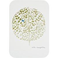 Card Mix Thinking Tree Sympathy Card