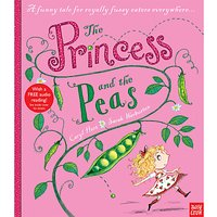 The Princess and The Peas Book