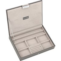 Stackers Jewellery Box Lid, New Mink