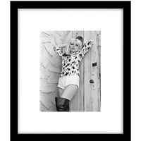 Getty Images Gallery Debbie Harry Framed Print, 57 x 49cm
