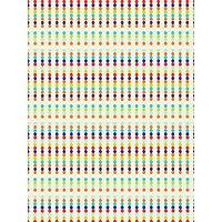 harlequin abacus wallpaper