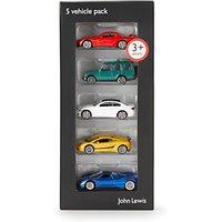 John Lewis Vehicles, Pack of 5