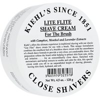 Kiehls Lite Flight Shave Cream, 128g