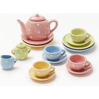John Lewis 17 Piece Toy Tea Set