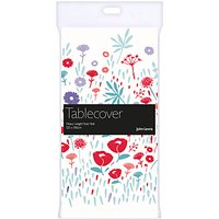 John Lewis Wild Flowers Table Cover, Multi