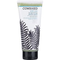 Cowshed Wild Cow Invigorating Shower Scrub, 200ml