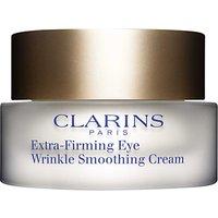 Clarins Extra Firming Eye Wrinkle Smoothing Cream, 15ml