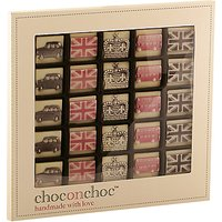 Choc on Choc 25 Block Icon Chocolate Box, 250g