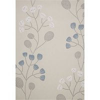 john lewis seedlings wallpaper, slate