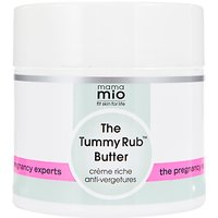 Mama Mio Tummy Rub Butter, 120ml