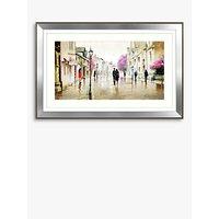 Richard Macneil - Afternoon Stroll Framed Print, 73.5 x 113.5cm