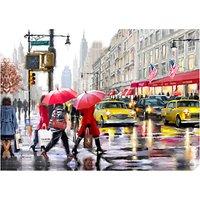 Richard Macneil - New York Shopper Print on Canvas, 70 x 100cm