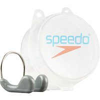 Speedo Competition Nose Clip, Grey