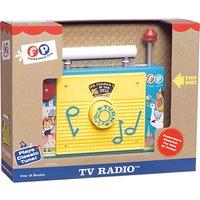 Fisher-Price TV Radio