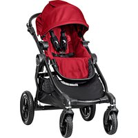 Baby Jogger City Select Pushchair, Red