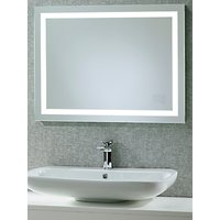 Roper Rhodes Beat Illuminated Led Bathroom Mirror with Integrated Stereo