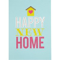 Pigment Happy New Home Card