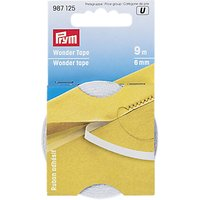 Prym Wonder Tape, 6mm x 9m
