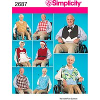 Simplicity Craft Sewing Pattern, 2687