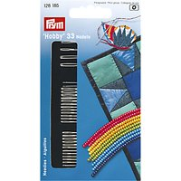Prym Assorted Hobby Needles, Pack of 33