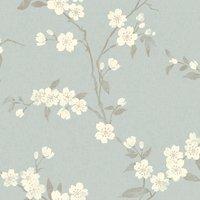 John Lewis Cherry Blossom Wallpaper