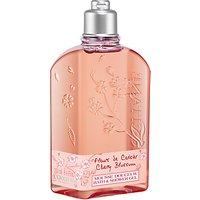 LOccitane Cherry Blossom Shower Gel, 250ml