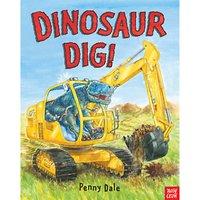 Dinosaur Dig Book
