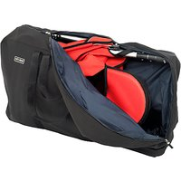 Out N About Nipper Double Travel Bag, Black