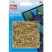 Prym Curved Safety Pins, 38mm, Pack of 150