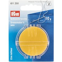 Prym Beeswax with Holder, 10g