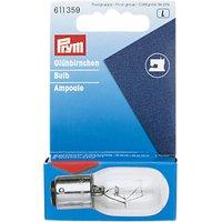 Prym Sewing Machine Bayonet Bulb