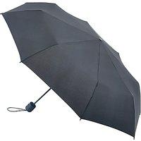 Fulton Hurricane Umbrella, Black