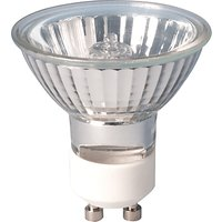 Calex 28W 50mm GU10 Eco Halogen Spotlight, Pack of 3