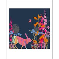 House by John Lewis Tiffany Lynch - Forget Me Not Hare Unframed Print, 40 x 30cm
