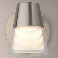 John Lewis Cormack LED Single Spotlight, Nickel