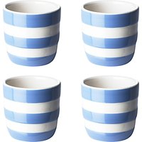 Cornishware Egg Cup, Set Of 4, Blue/white