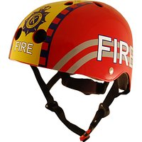 Kiddimoto Fire Helmet, Small