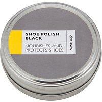 John Lewis Shoe Polish, Black
